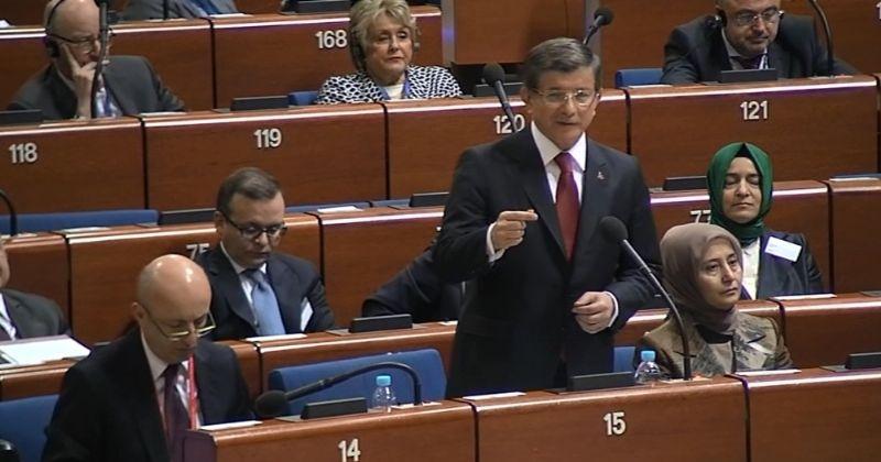 Strasbourg'da HDP'li vekile tarihi ayar