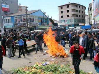 Esnaftan DBP'li belediyeye isyan