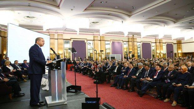 Erdoğan: Para adeta bir cıva gibidir