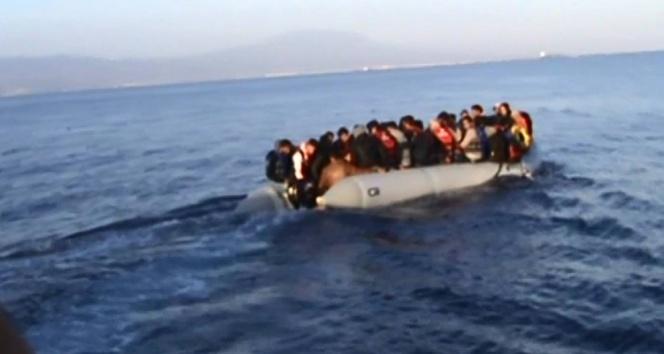 İnsan kaçakçılarına darbe