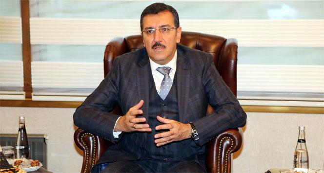 Bakan Tüfenkci: 'Vizeler Haziran'da kalkacak'