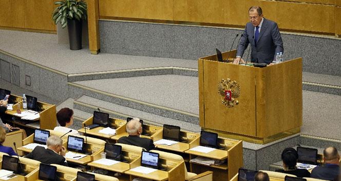 Lavrov: 'Esad müttefikimiz değil'