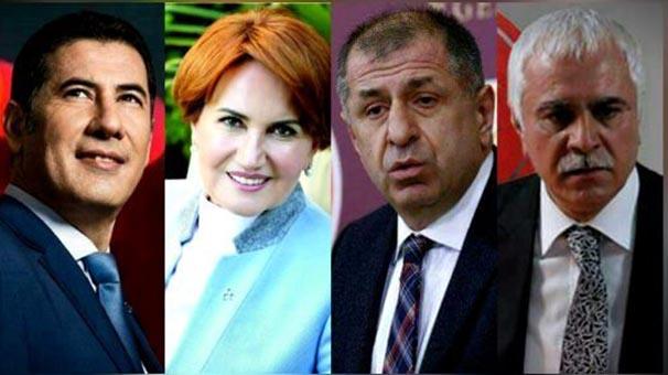 MHP'de 4 ismin 'hızla' ihracı için düğmeye basıldı