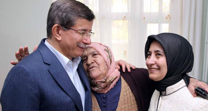 Davutoğlu'ndan en 'huzur'lu ziyaret
