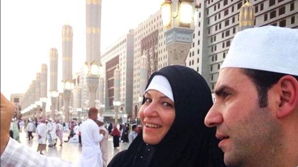 Ayşe Arman Umre'de: Sanki bir aydır buradayım!