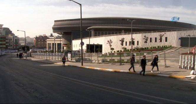Sümeyye Erdoğan'ın nikah töreni için geniş güvenlik önlemi