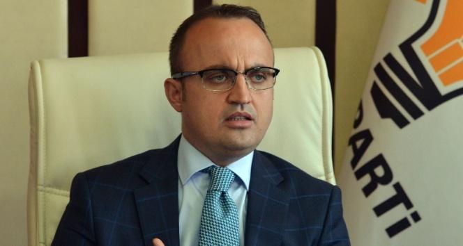 'AK Parti oylamaya firesiz katılacak'