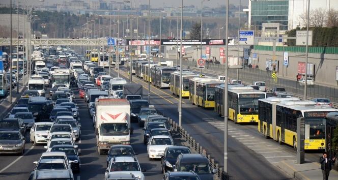 İstanbul'da bugün bu yollar kapatılıyor!