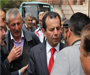 CHP'li Tanju Özcan'ın oyu EVET