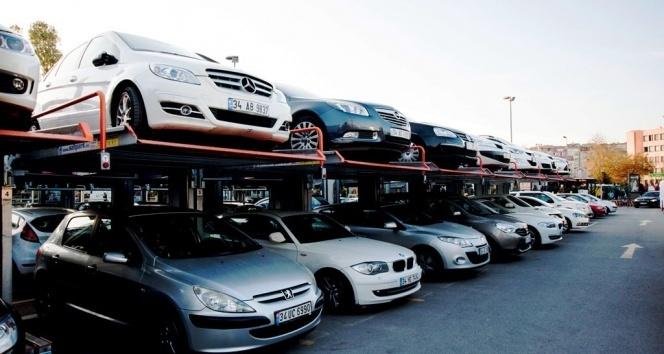 Araçlar teknolojiyle park edilecek