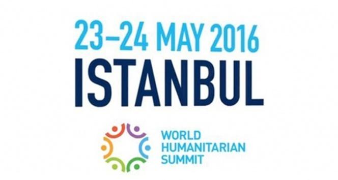 Dünya İnsani Zirvesi Türkiye'de yapılacak