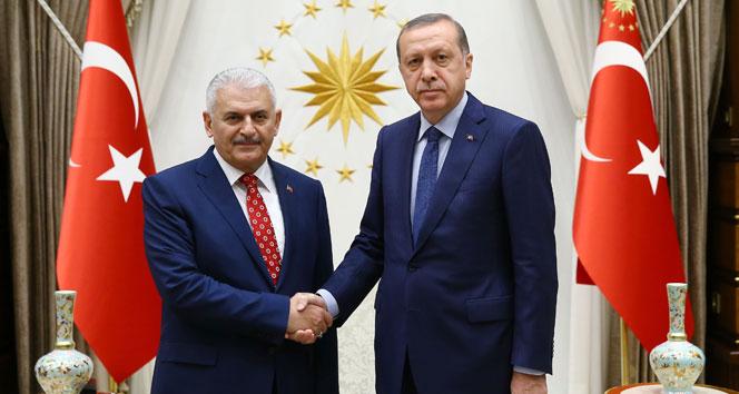 Yıldırım, kabine listesini yarın 10.00'da Erdoğan'a sunacak