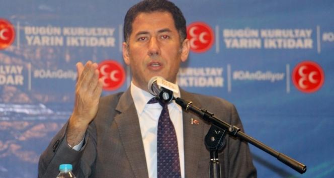 Sinan Oğan'dan Yargıtay'ın MHP kararına ilk yorum