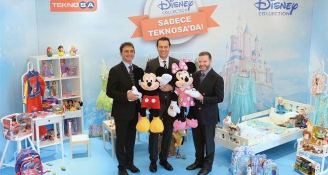 Disney Collection TeknoSA'da
