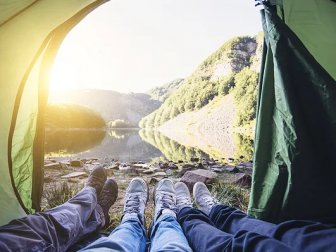 Yenice Ormanlarında Kamp