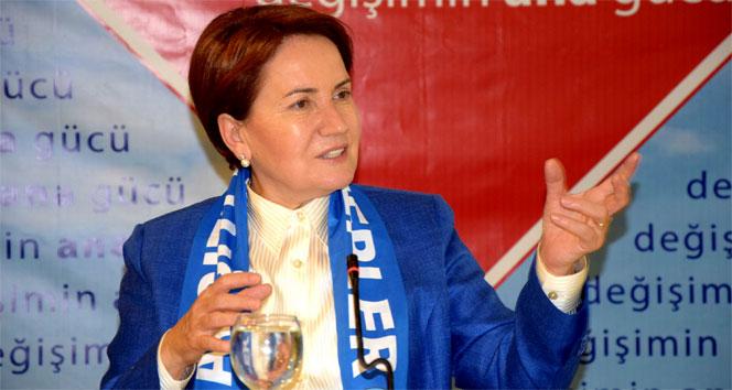 Meral Akşener'den çok sert Öcalan benzetmesi!