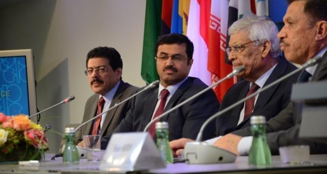 OPEC'ten üretim miktarını durdurma kararı!