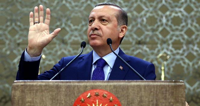 Erdoğan'dan Merkel'e sert tepki!