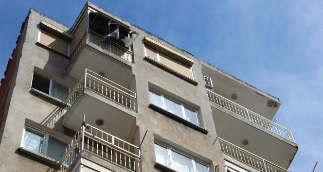 Seri Katil Atalay Filiz'in İzmir'de kaldığı ev!