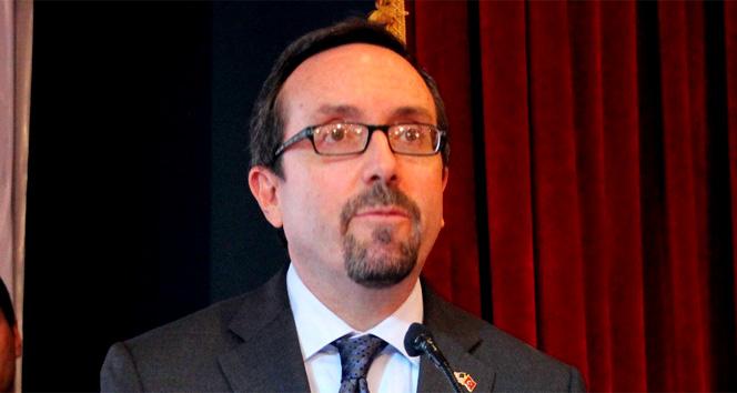 ABD Büyükelçisi Bass'tan kınama