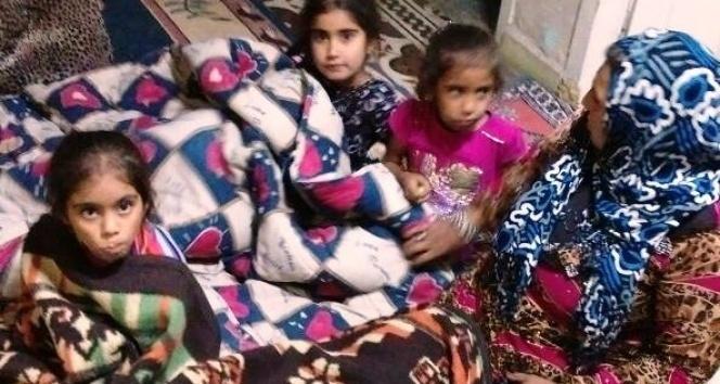 Suriyeli aileye AFAD sahip çıktı
