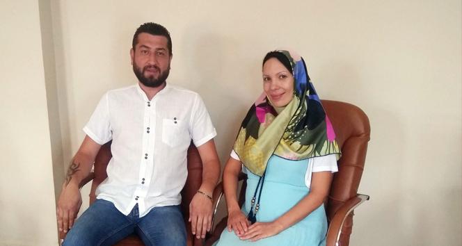 Rus kadın aşkı uğruna Müslüman oldu
