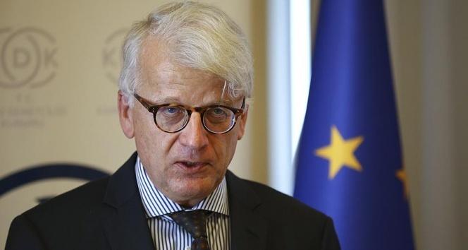 Dışişlerinin tepki gösterdiği AB Delegasyonu Başkanı Haber istifa etti