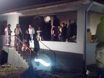 Başkent'te iftar vakti tüp patladı: 4 yaralı