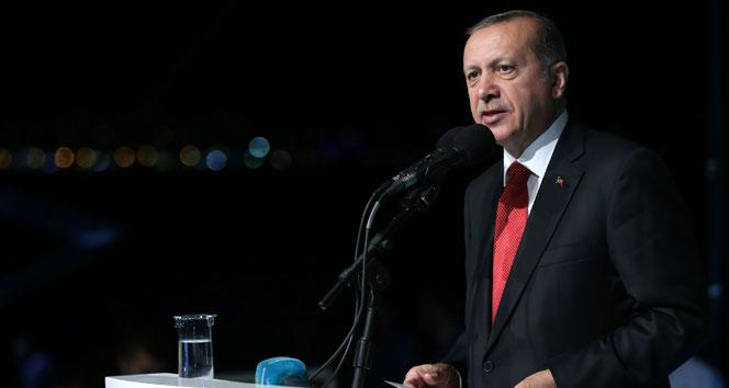 Erdoğan'dan Arda Turan ve Fatih Terim açıklaması