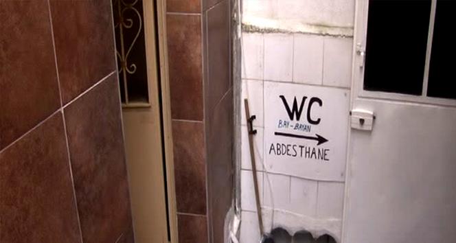 Maslak'ta 1 liralık tuvalet parası için cinayet