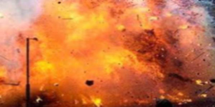 Ankara'da gece yarısı şok patlama!