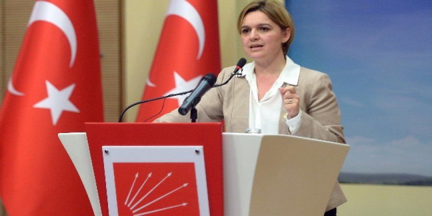 CHP'li Böke : Türkiye'yi bölüyorlar