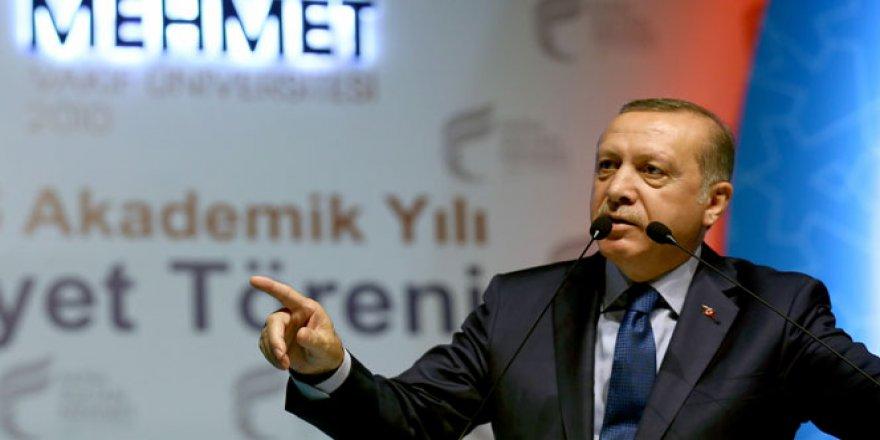 Erdoğan referanduma yeşil ışık yaktı!