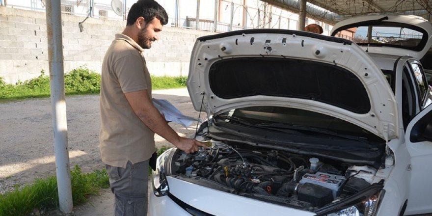 LPG'li araç kullanıcılarına uyarı