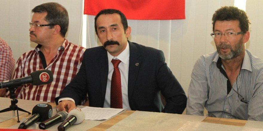 MHP'den bir toplu istifa daha!