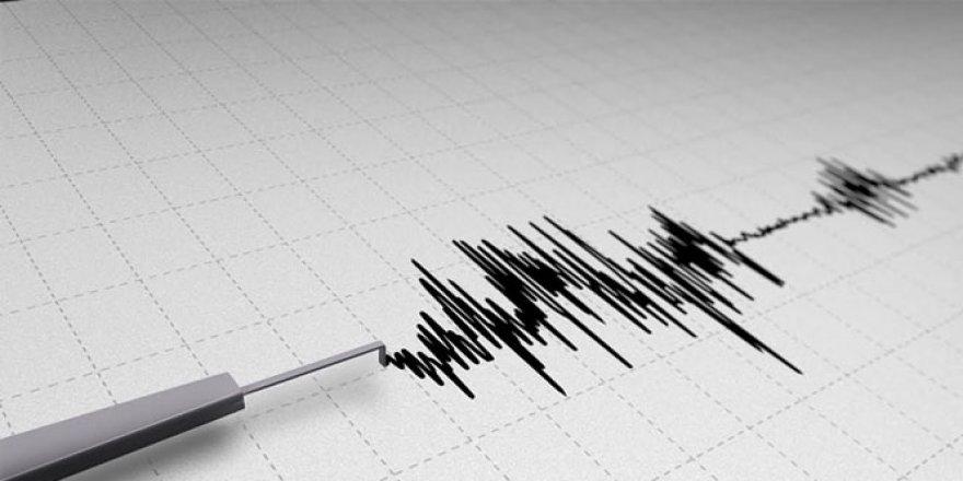 Ege Denizi'nde 4.0 büyüklüğünde deprem!