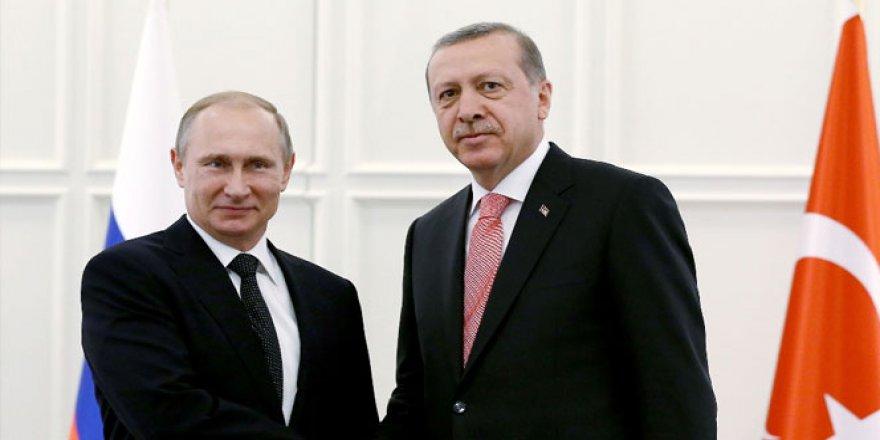 'Erdoğan'la Putin telefon görüşmesi yapacak'