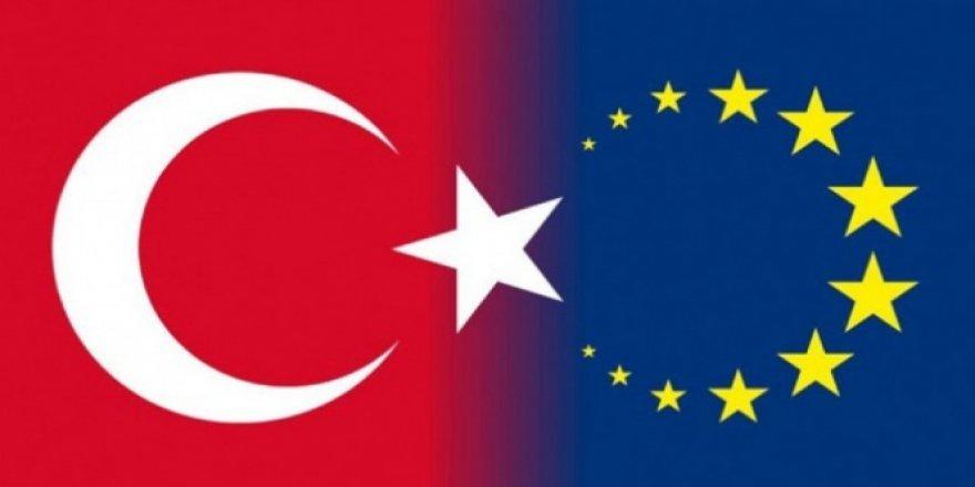 Türkiye-AB hükümetler arası katılım konferansı başladı!