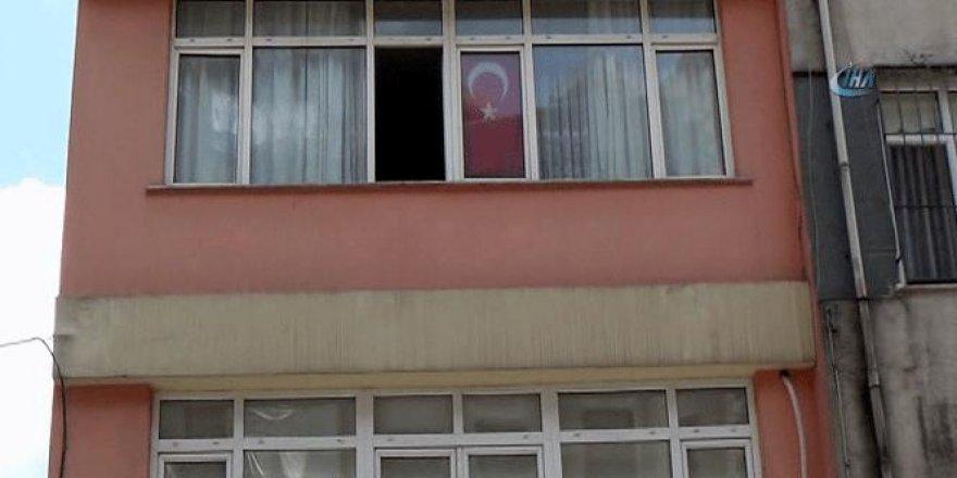 İstanbul'un göbeğinde ev tutmuşlar!