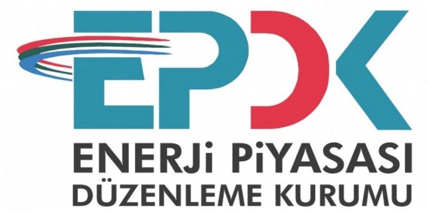 Enerji Piyasası Düzenleme Kurumu açıkladı!