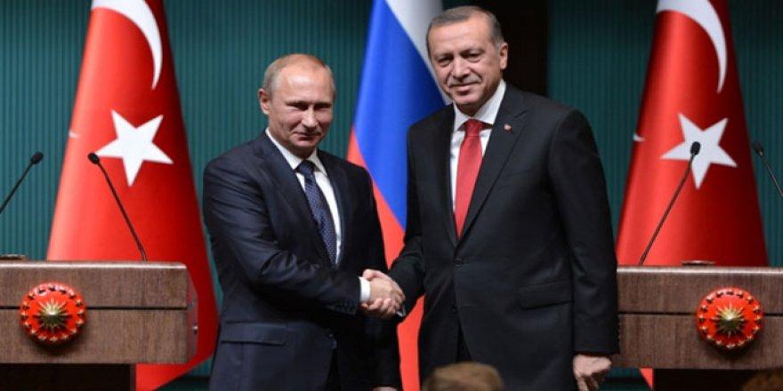 Putin, Türkiye'ye yaptırımları kaldırdı!