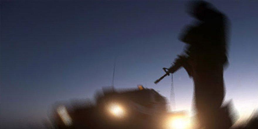 Bingöl'de çatışma: 1 asker yaralı