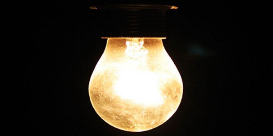 4 ilde elektrik kesintisi