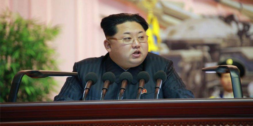 ABD'den Kuzey Kore lideri Kim'e ilk yaptırım!