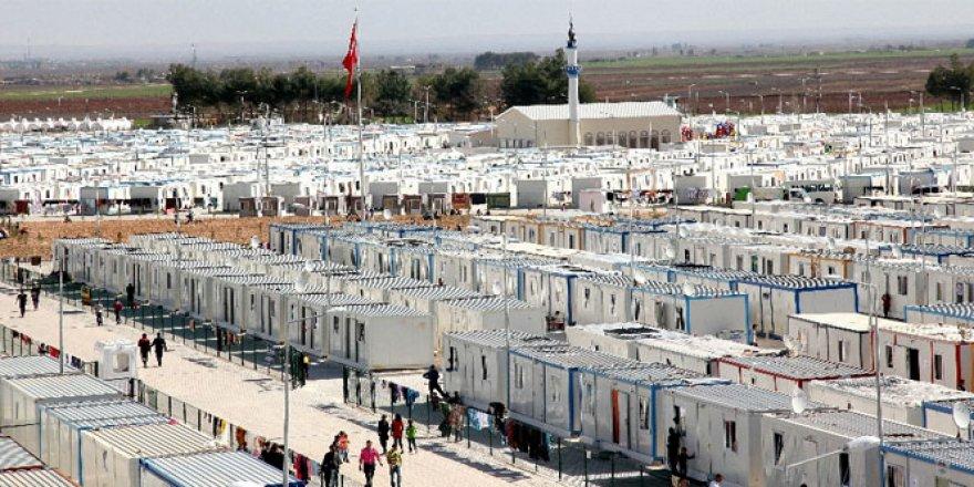 Çadır ve konteyner kentlerde kaç Suriyeli yaşıyor!