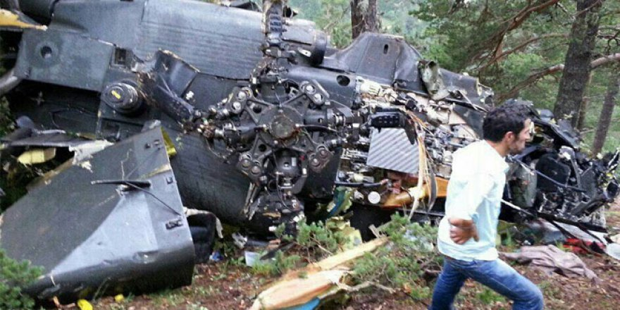 Giresun'daki helikopterin düşüş nedeni belli oldu! İşte o..