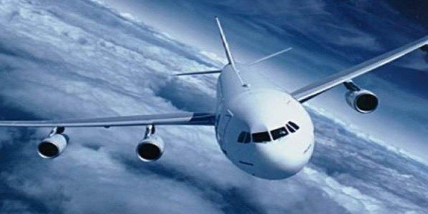 Uçakta taciz ve darp iddiası