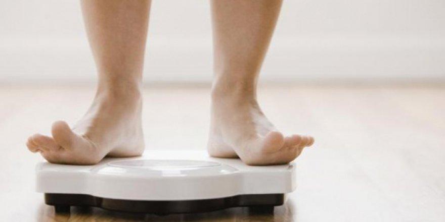 Hızlı kilo kaybının zararı büyük!