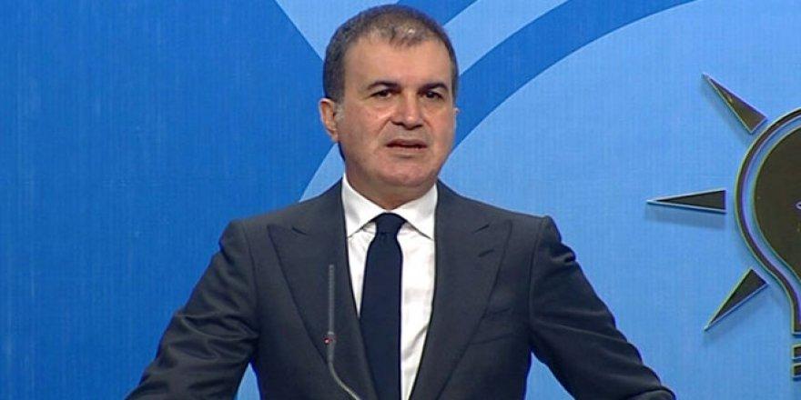Çelik: 'Terörle mücadele konusunda daha ciddi bir işbirliği bekliyoruz'