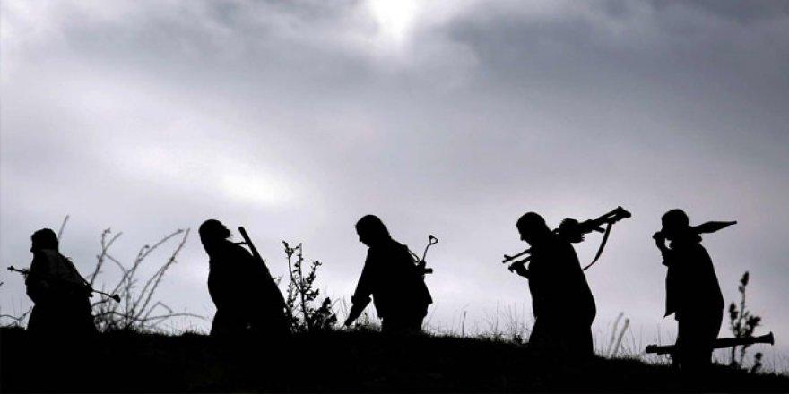 PKK Türkiye'den kaçıyor